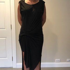 All Saint's black modern dress